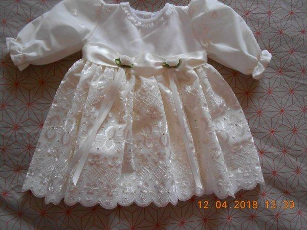 robe ivoire taille prema