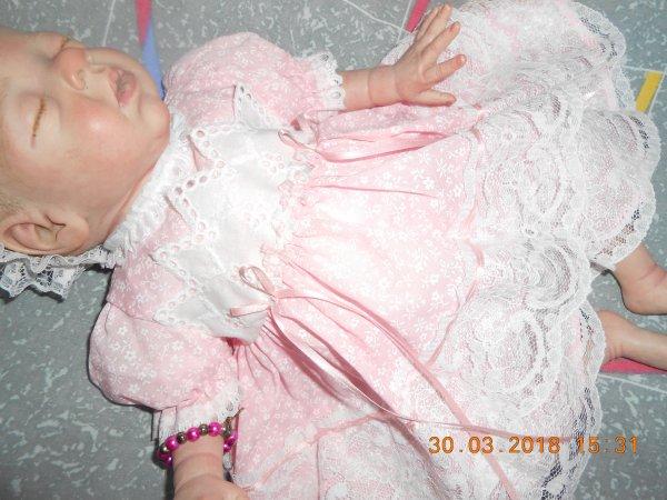 robe pour reborn 40/42 cms DISPONIBLE