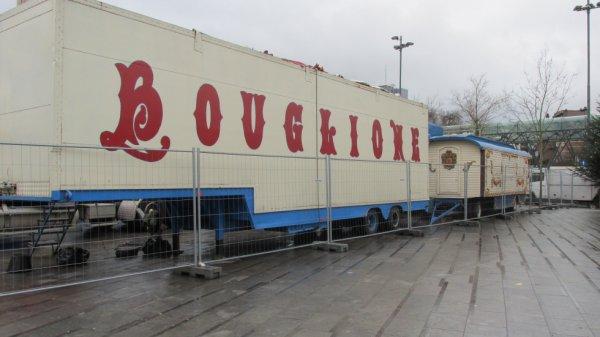 cirque de noel alexandre bouglione  bruxelles