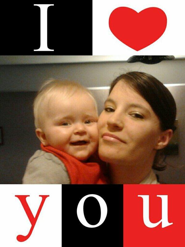 Ma ptit femme et mon fils
