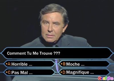 Petite Question ...?