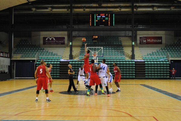 coupe de france mulhouse-denain