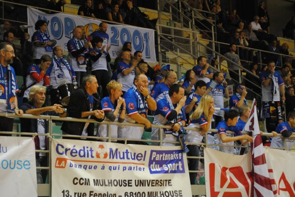 mulhouse-tarbes basket (30 octobre 2015)
