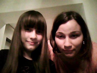 moi et ma soeur gwen