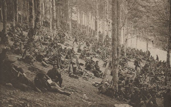 COMBATS DU HARTMANNSWILLERKOPF : ATTAQUES DU PRIMTEMPS 1915