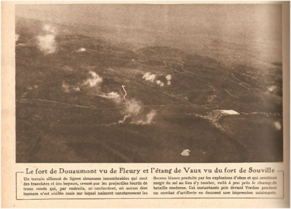 BATAILLE DE VERDUN 1916 : JOURNNE DU 18 MARS 1916
