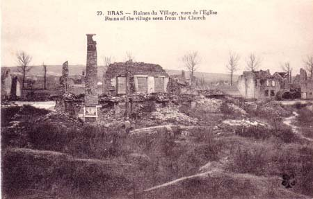BATAILLE DE VERDUN 1916 : JOURNEE DU 10 AVRIL 1916