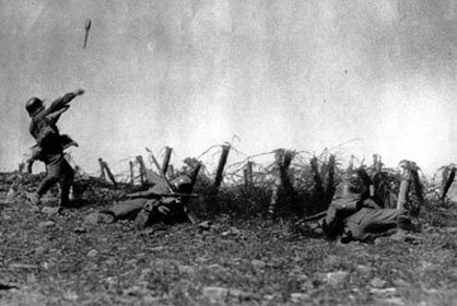 BATAILLE DE VERDUN 1916 : JOURNEE DU 11 AVRIL 1916