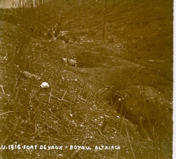 BATAILLE DE VERDUN 1916 : JOURNEE DU 14 AVRIL 1916