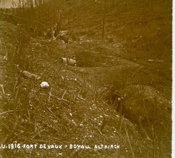 BATAILLE DE VERDUN 1916 : JOURNEE DU 14 AVRIL 1916