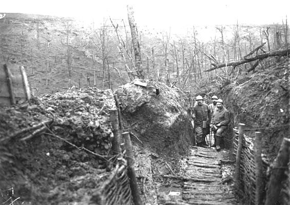 BATAILLE DE VERDUN 1916 : JOURNEE DU 19 AVRIL 1916