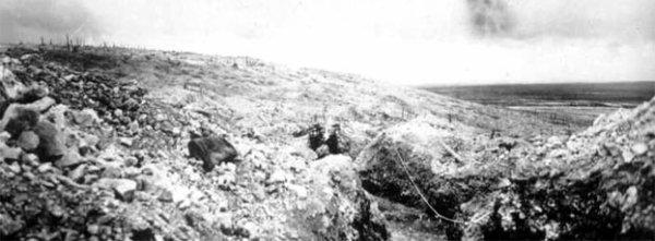 BATAILLE DE VERDUN 1916 : JOURNEE DU 23 AVRIL 1916