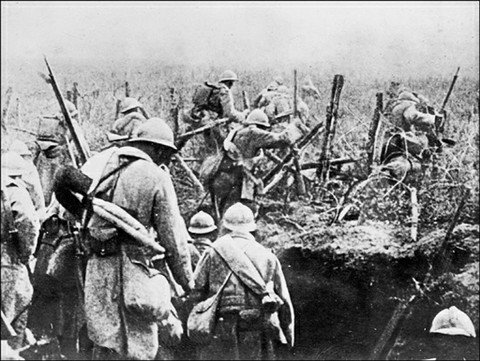BATAILLE DE VERDUN 1916 : JOURNEE DU 24 AVRIL 1916