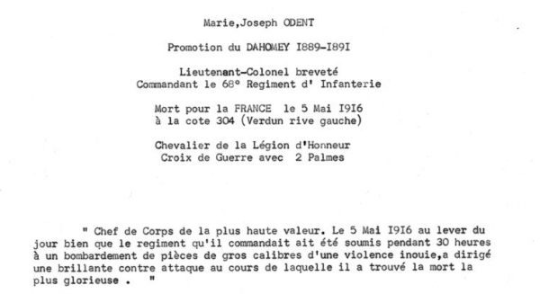 BATAILLE DE VERDUN 1916 : JOURNEE DU 4 MAI 1916