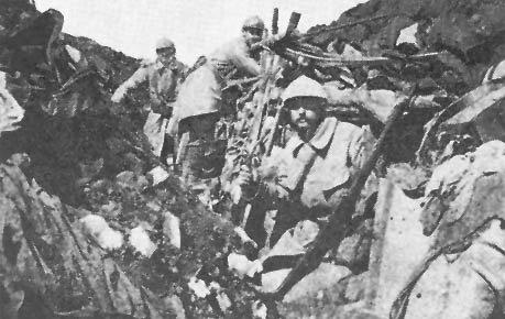 BATAILLE DE VERDUN 1916 : JOURNEE DU 5 MAI 1916