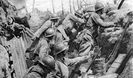 BATAILLE DE VERDUN 1916 : JOURNEE DU 9 MAI 1916