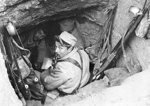 BATAILLE DE VERDUN 1916 : JOURNEE DU 10 MAI 1916