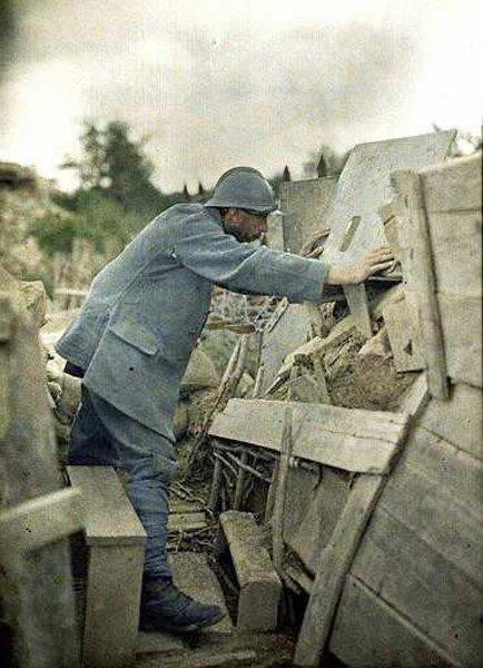 BATAILLE DE VERDUN 1916 : JOURNEES DU 16,17 ET 18 MAI 1916