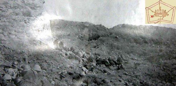 BATAILLE DE VERDUN 1916 : JOURNEE DU 22  MAI MAI 1916