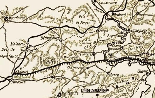 BATAILLE DE VERDUN 1916 : JOURNEE DU 26 MAI 1916