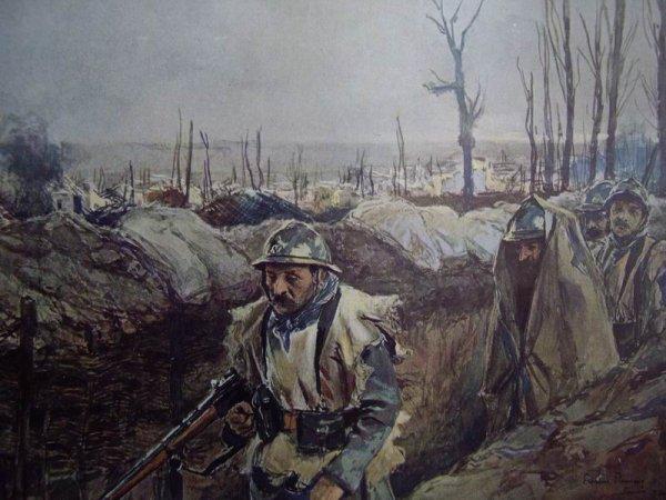 BATAILLE DE VERDUN 1916 : JOURNEE DU 29 MAI 1916