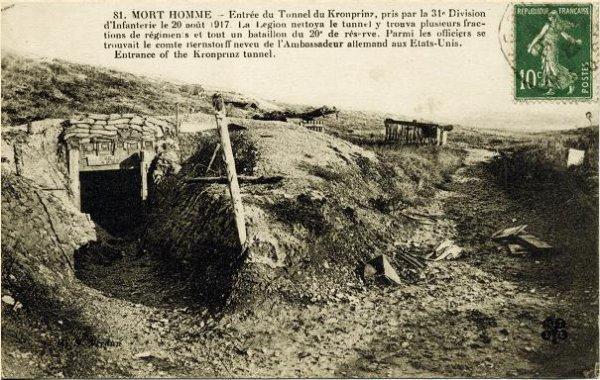 BATAILLE DE VERDUN 1916 : JOURNEE DU 31 MAI 1916