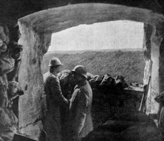 BATAILLE DE VERDUN 1916 : JOURNEE DU 4 JUIN 1916