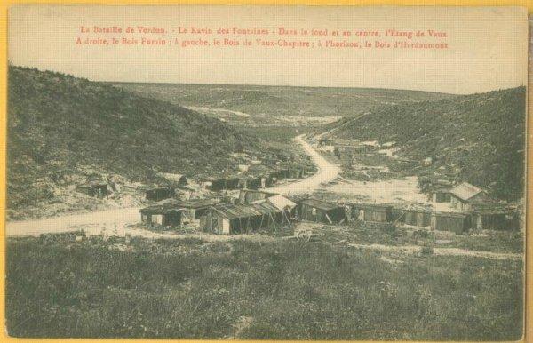 BATAILLE DE VERDUN 1916 : JOURNEES DU 18 .19 ET 20 JUIN 1916