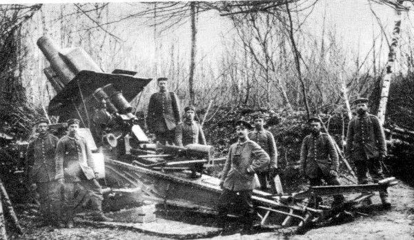 BATAILLE DE VERDUN 1916 : JOURNEE DU 21 JUIN 1916