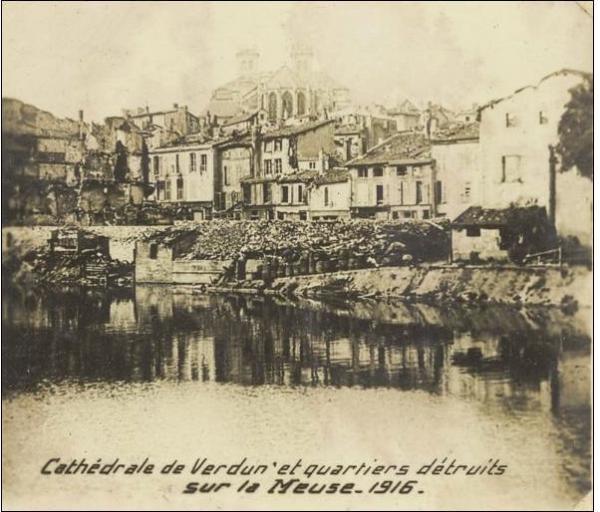 BATAILLE DE VERDUN 1916 : JOURNEES DU 5 ET 6 JUILLET 1916
