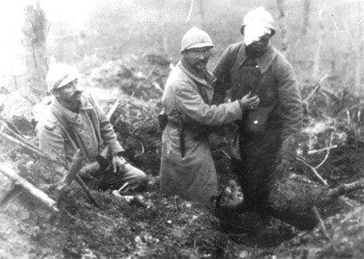 BATAILLE DE  VERDUN 1916 : JOURNEE DU 21 JUILLET 1916