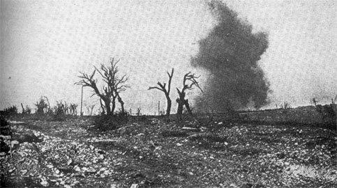 BATAILLE DE VERDUN 1916 : JOURNEE DU 22 JUILLET 1916