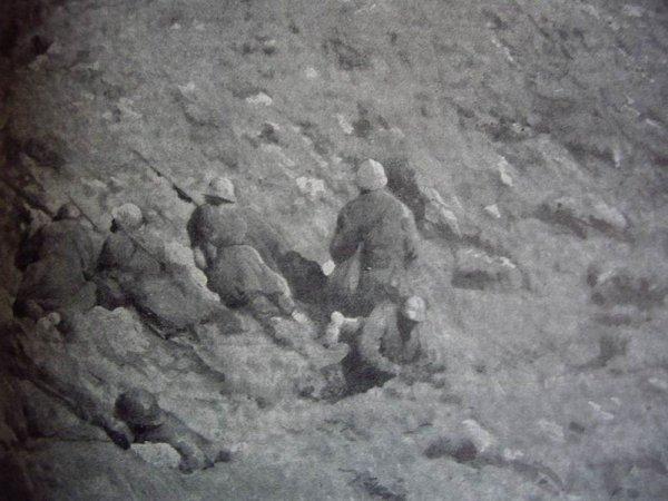 BATAILLE DE VERDUN 1916 : JOURNEE DU 25 JUILLET