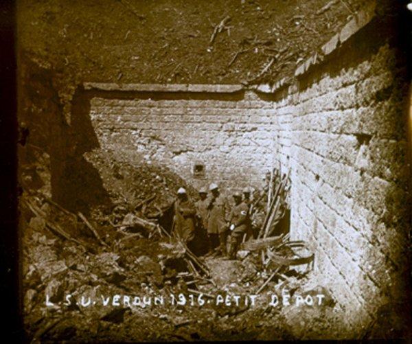 BATAILLE DE VERDUN 1916 : JOURNEE DU 26 JUILLET 1916