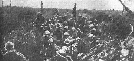 BATAILLE DE VERDUN 1916 : JOURNEE DU 27 JUILLET 1916