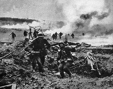 BATAILLE DE VERDUN 1916 : JOURNEE DU 5 AOUT 1916