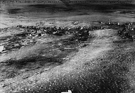 BATAILLE DE VERDUN 1916 : JOURNEE DU 7 AOUT 1916