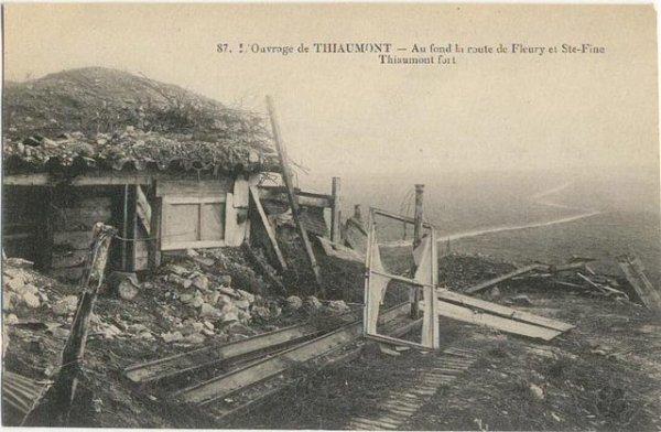 BATAILLE DE VERDUN 1916 : JOURNEE DU 9 AOUT 1916