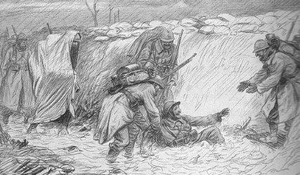 BATAILLE DE VERDUN 1916 : JOURNEES DU 13. 14. 15 ET 16 AOUT 1916