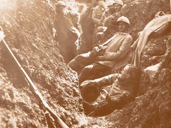 BATAILLE DE VERDUN 1916 : JOURNEES DU 20 . 21 et 22  AOUT 1916