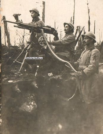 BATAILLE DE VERDUN 1916 : JOURNEE DU 25 AOUT 1916