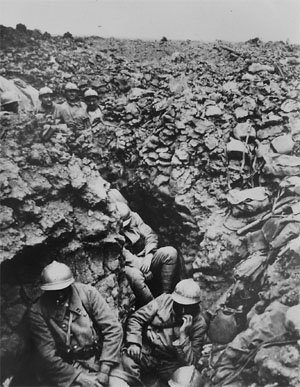 BATAILLE DE VERDUN 1916 : JOURNEE DU 28 AOUT 1916