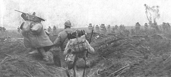 BTAILLE DE VERDUN 1916 : JOURNEE DU 3 SEPTEMBRE 1916