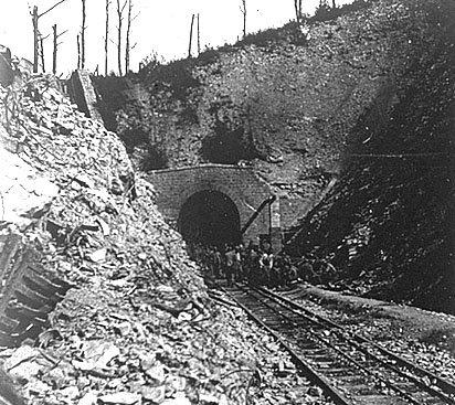 LE 4 SEPTEMBRE 1916 : LE DRAME DU TUNNEL DE TAVANNES