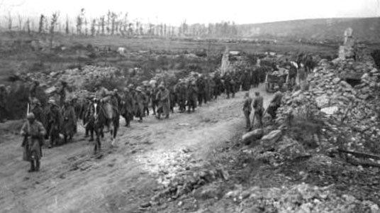 BATAILLE DE VERDUN 1916 : JOURNEES DU 6 . 7 .8 .9 et 10 SEPTEMBRE 1916