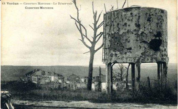 BATAILLE DE VERDUN 1916: JOURNEES DU 11 . 12 . 13 . 14 et 15 SEPTEMBRE 1916