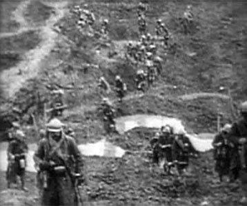 BATAILLE DE VERDUN 1916 : JOURNEE DU 24 OCTOBRE 1916