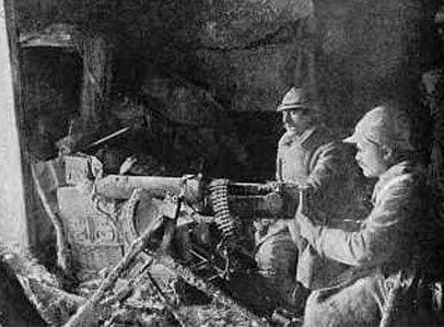 BATAILLE DE VERDUN 1916 : JOURNEE DU 25 OCTOBRE 1916