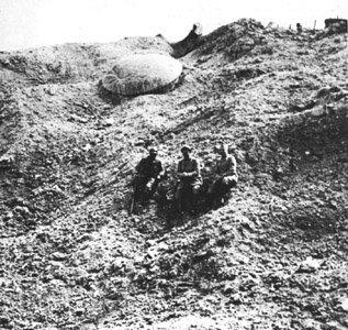 BATAILLE DE VERDUN 1916 : JOURNEE DU 3 NOVEMBRE 1916