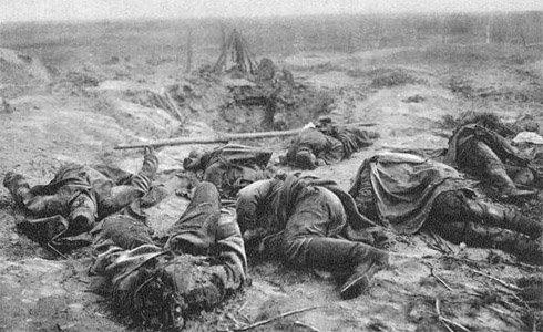 BATAILLE DE VERDUN 1916 : JOURNEE DU 4 NOVEMBRE 1916